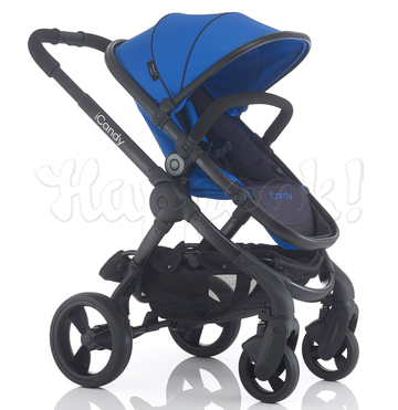 Коляска ICANDY PEACH 3 COBALT 2 В 1