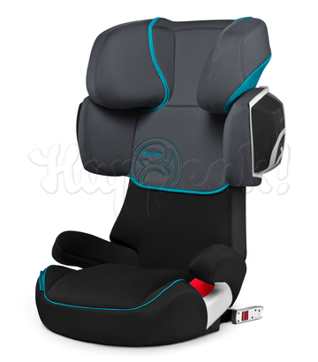 Автокресло CYBEX SOLUTION X2-FIX BLACK RIVER
