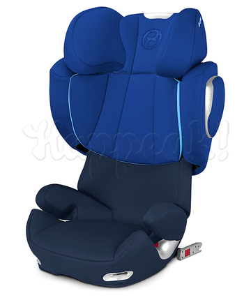 Автокресло CYBEX SOLUTION Q2-FIX ROYAL BLUE