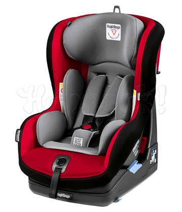 Автокресло PEG-PEREGO VIAGGIO 0-1 SWITCHABLE ROUGE