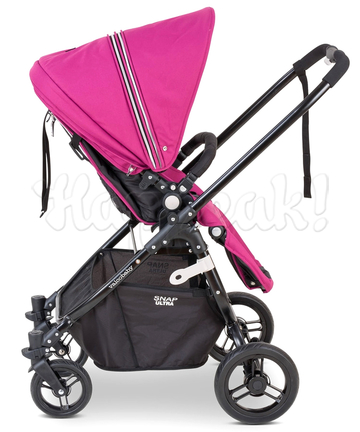 Коляска прогулочная VALCO BABY SNAP 4 ULTRA TAILORMADE WINE