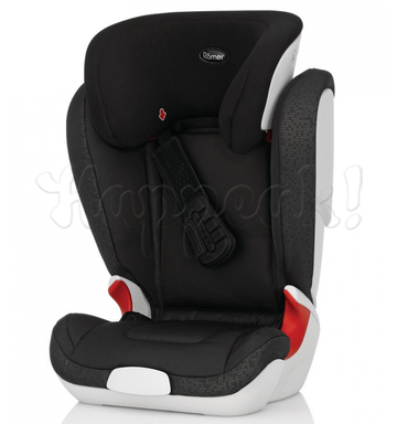 Автокресло BRITAX ROMER KID XP BLACK THUNDER