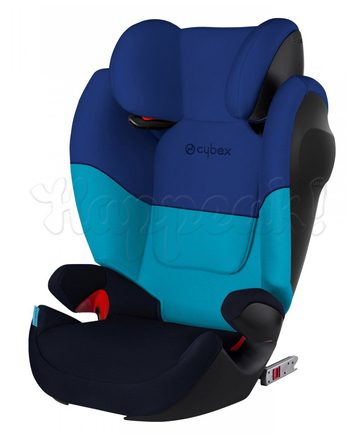 Автокресло CYBEX SOLUTION M-FIX SL BLUE MOON