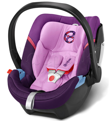 Автокресло CYBEX ATON 4 GRAPE JUICE