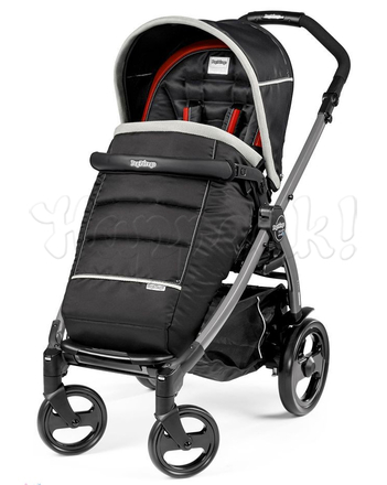 Коляска PEG-PEREGO BOOK PLUS 51 COMPLETO MODULAR SYNERGY  3 В 1 на шасси JET