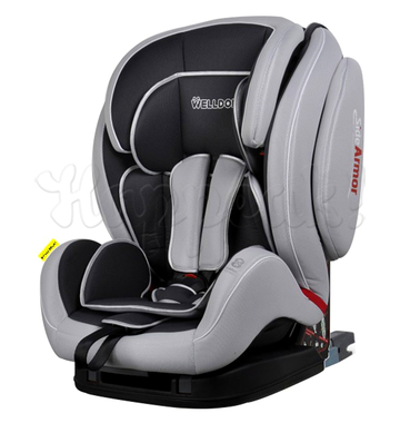 Автокресло WELLDON ENCORE FIT SIDE ARMOR&CUDDLE ME ISOFIX BARED