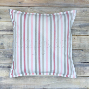 Подушка ручной работы VAMVIGVAM PINK STRIPES 40 х 40