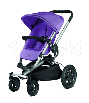 Коляска прогулочная QUINNY BUZZ XTR 4 PURPLE PACE