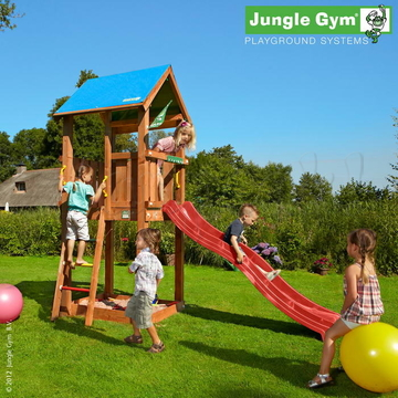 Игровой комплекс JUNGLE GYM CASTLE