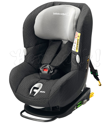 Автокресло MAXI-COSI MILO FIX BLACK CRYSTAL