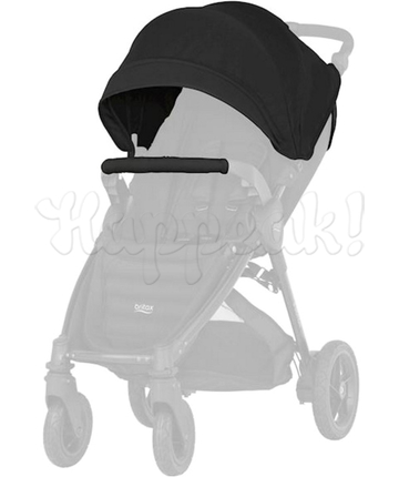 Капор для колясок BRITAX B-AGILE 4 PLUS и B-MOTION 4 PLUS COSMOS BLACK