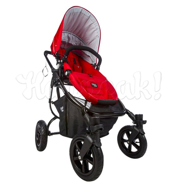 Коляска VALCO BABY SNAP 4 ULTRA SPORT CARMINE RED