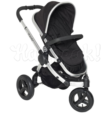 Коляска ICANDY PEACH JOGGER BLACKBERRY 2 В 1