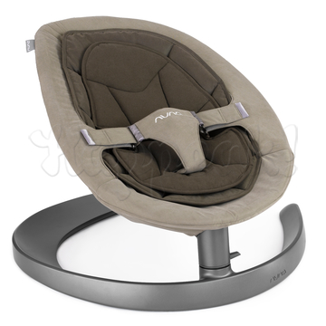 Шезлонг NUNA LEAF CURV ROCKER ALMOND