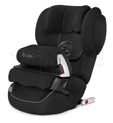 Автокресло CYBEX JUNO 2-FIX HAPPY BLACK
