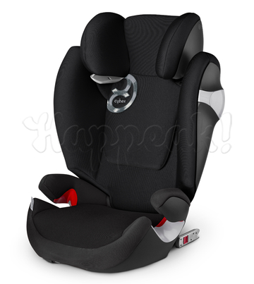 Автокресло CYBEX SOLUTION M-FIX BLACK BEAUTY