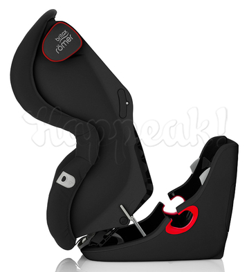 Автокресло BRITAX ROEMER KING II LS BLACK SERIES COSMOS BLACK