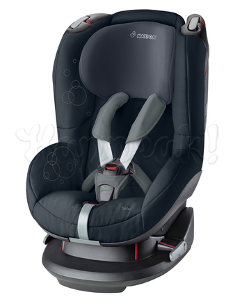 Автокресло MAXI-COSI TOBI TOTAL BLACK