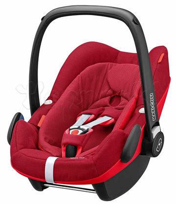 Автокресло MAXI-COSI PEBBLE PLUS ROBIN RED