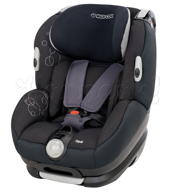 Автокресло MAXI-COSI OPAL TOTAL BLACK