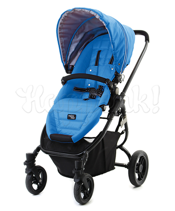 Коляска VALCO BABY SNAP 4 ULTRA POWDER BLUE