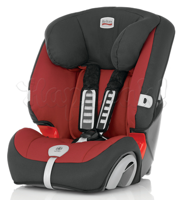 Автокресло BRITAX EVOLVA CHILI PEPPER