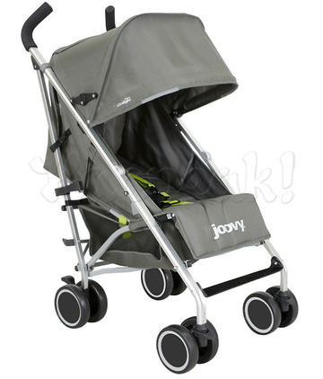 Коляска-трость JOOVY GROOVE ULTRALIGHT CHARCOAL