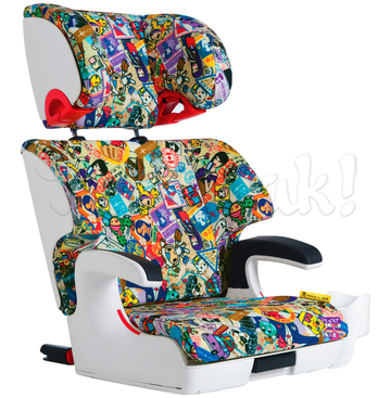 Автокресло CLEK OOBR TOKIDOKI TRAVEL