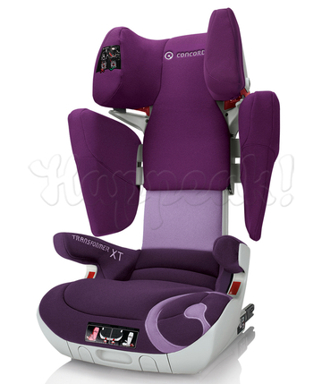 Автокресло CONCORD TRANSFORMER XT PLUM PURPLE