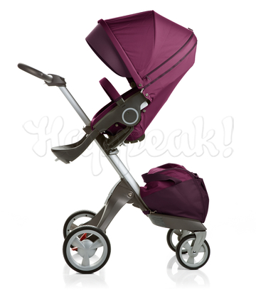 Коляска STOKKE XPLORY PURPLE 2 В 1