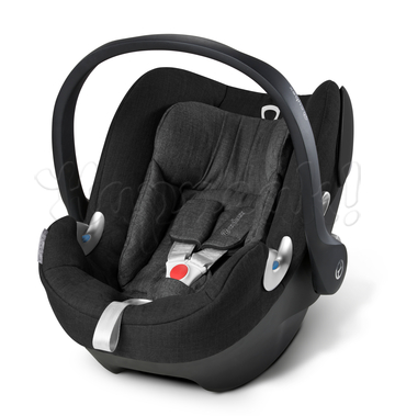 Автокресло CYBEX ATON Q PLUS STORM CLOUD