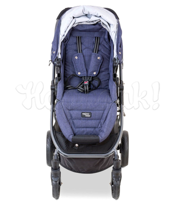 Коляска прогулочная VALCO BABY SNAP 4 ULTRA TAILORMADE DENIM