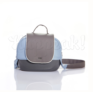Коляска ANEX SPORT GRAY - LIGHT BLUE 2 В 1