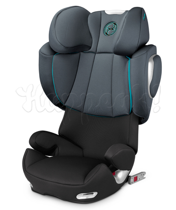 Автокресло CYBEX SOLUTION Q2-FIX BLACK SEA