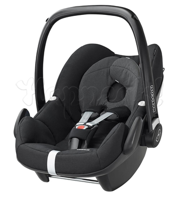 Автокресло MAXI-COSI PEBBLE BLACK RAVEN
