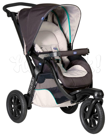 Коляска CHICCO ACTIVE 3 DUNE