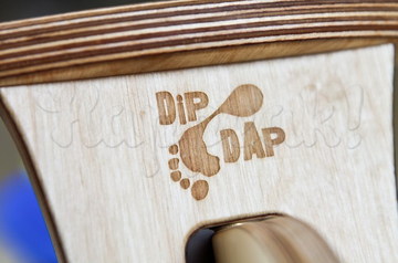 Беговел DIP DAP MINI BLUE