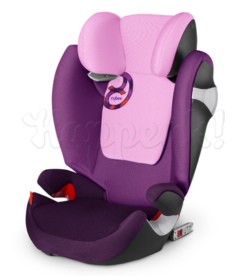 Автокресло CYBEX SOLUTION M-FIX GRAPE JUICE