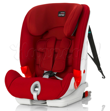Автокресло BRITAX ROEMER ADVANSAFIX II FLAME RED