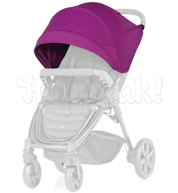 Капор для колясок BRITAX B-AGILE 4 PLUS и B-MOTION 4 PLUS COOL BERRY