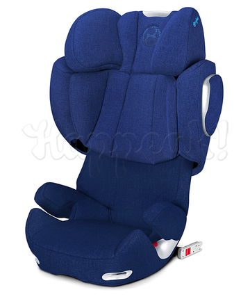 Автокресло CYBEX SOLUTION Q2-FIX PLUS ROYAL BLUE