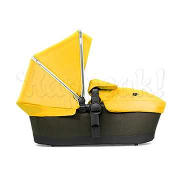 Коляска SILVER CROSS WAYFARER GRAPHITE YELLOW 2 В 1