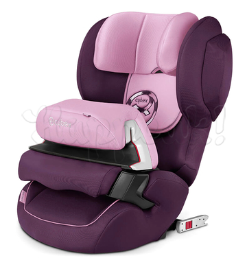 Автокресло CYBEX JUNO 2-FIX PRINCESS PINK 2016