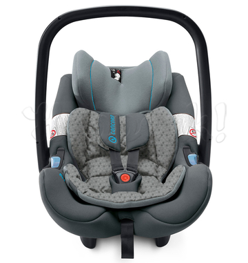 Автокресло CONCORD AIR SAFE+CLIP STONE GREY