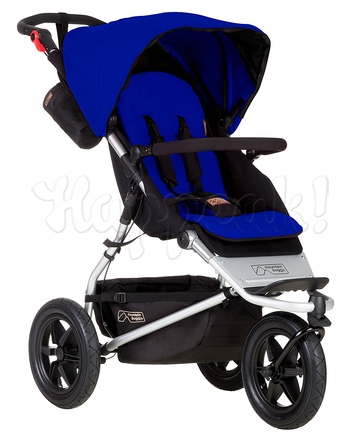 Коляска MOUNTAIN BUGGY URBAN JUNGLE MARINE 2 В 1