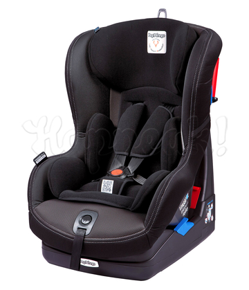 Автокресло PEG-PEREGO VIAGGIO 0-1 SWITCHABLE BLACK