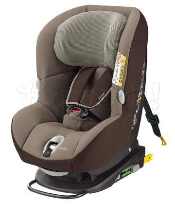 Автокресло MAXI-COSI MILO FIX EARTH BROWN