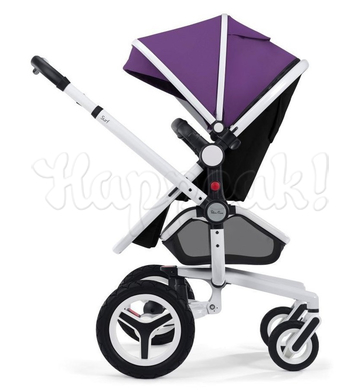 Коляска SILVER CROSS SURF WHITE PURPLE 2 В 1