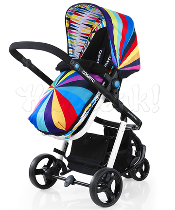 Коляска COSATTO GIGGLE GO BRIGHTLY 3 В 1