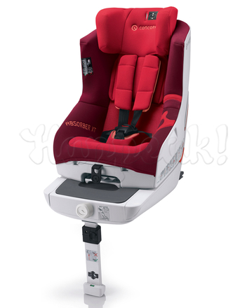 Автокресло CONCORD ABSORBER XT LAVA RED